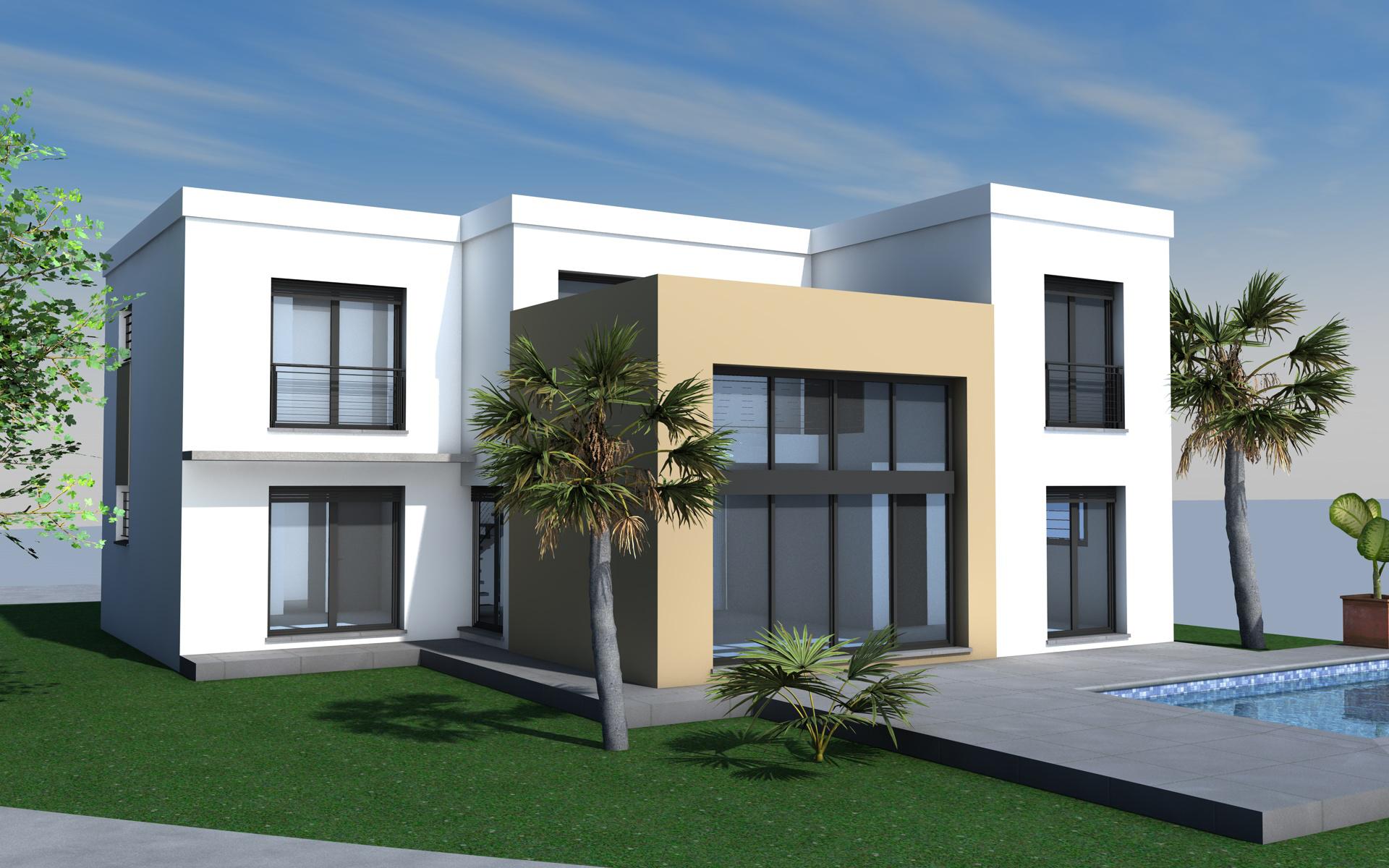 Constructeur maison contemporaine perpignan for Constructeur de maison individuelle perpignan