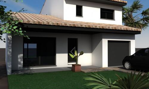 Sainte-Marie-La-Mer-Villa-Moderne