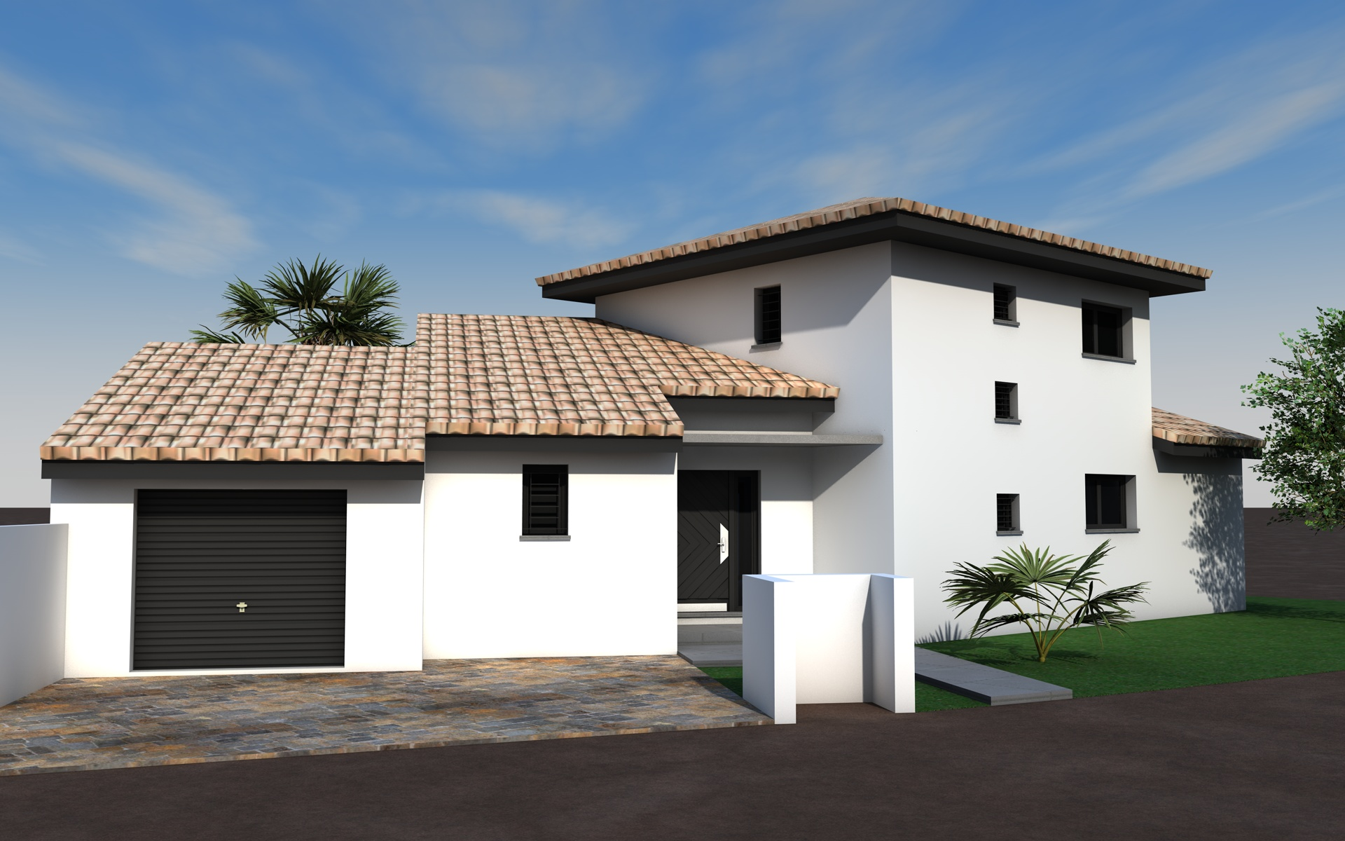 Thuir estagel constructeur maison for Constructeur de maison perpignan